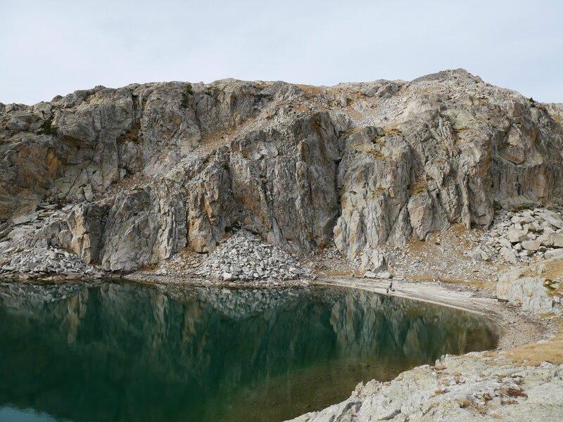 Lac des Bresses supérieur