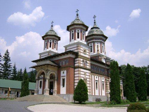Roumanie, Sinaia