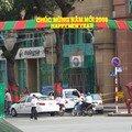A Saigon, les décorations de Noël fleurissent partout!