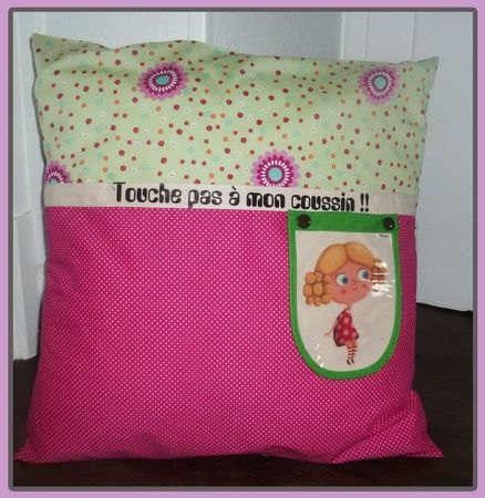 coussin MOD 7