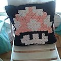 Version coussin