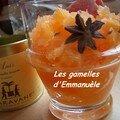 Gaspach'alcool au melon anisé