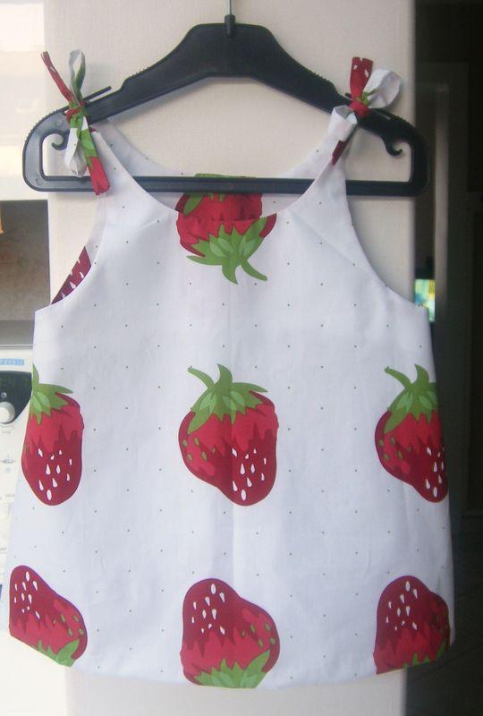 top fraises