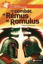 Le combat de Rémus et Romulus couv