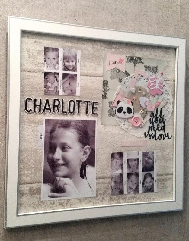 cadre Charlotte