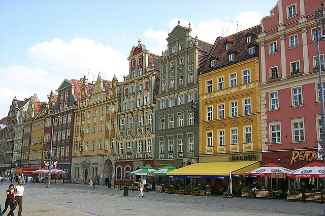 a WROCLAW POLOGNE photo by GO EURO z