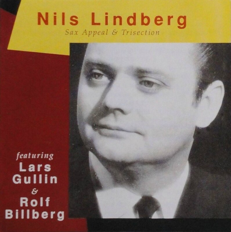 Nils Lindberg - 1960-70 - Sax Appeal & Trisection (Dragon)