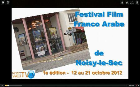 Festival film franco arabe Noisy-le-Sec © JENB Productions