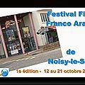 Conférence de presse : nouveauté européenne, un nouveau festival du cinéma à noisy-le-sec