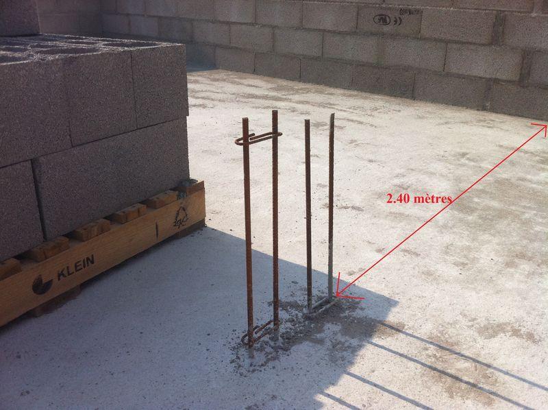 Mesures du dimanche construction de notre maison ste for Budget construction maison par poste