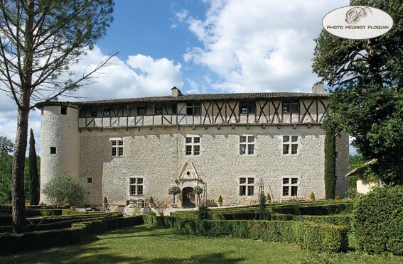 Vins Bio et chambres d'hôtes de charme au château de Mayragues