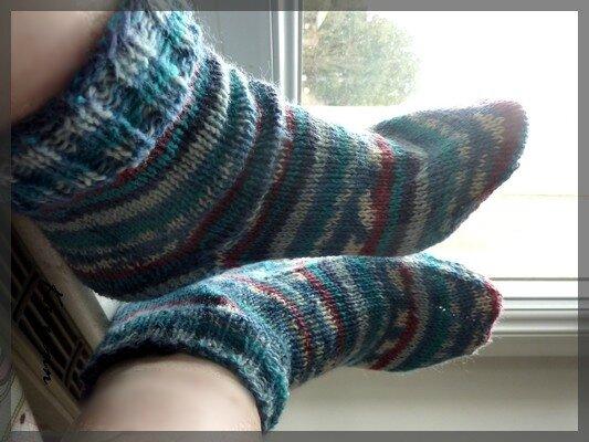 1ère chaussettes