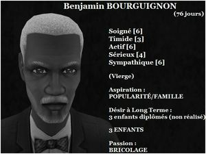 Benjamin BOURGUIGNON