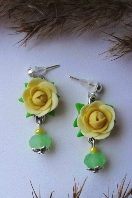 flower-earrings