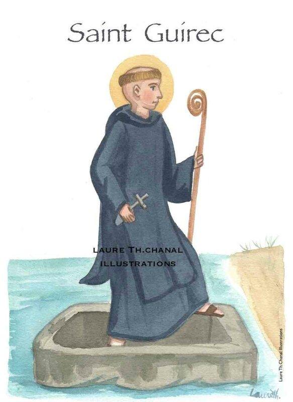 Saint guirec