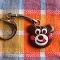 porte clé ours