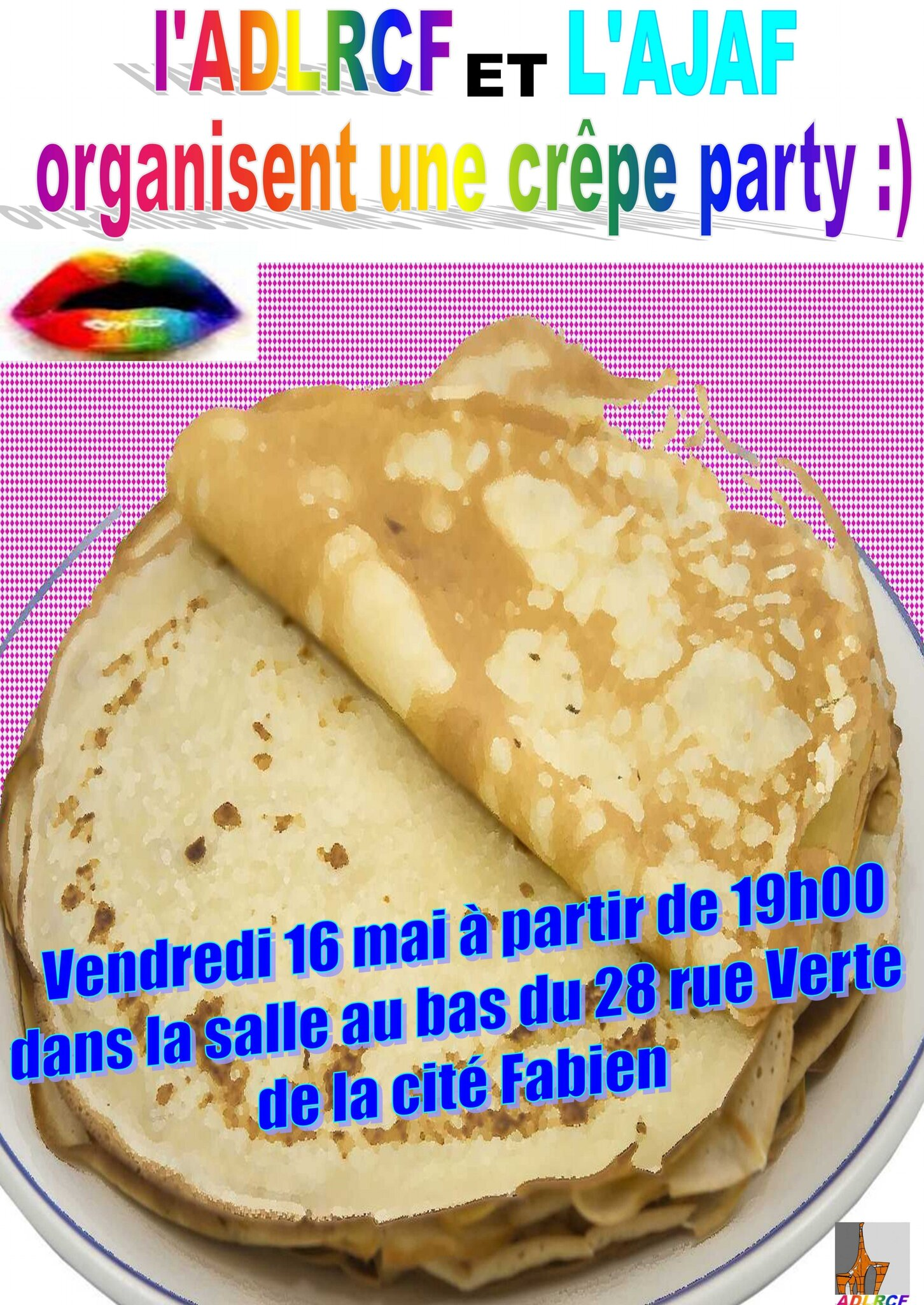 Crêpe party :-)