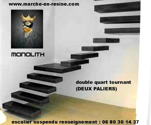 decoupe de marches d 39 escalier suspendu en b ton cir escalier suspendu escalier led. Black Bedroom Furniture Sets. Home Design Ideas