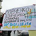 Lettre de nadia savtchenko
