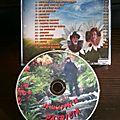 Mon amie patricia sort un deuxième cd