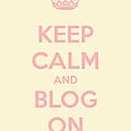 Alors le blogging, qu'est ce que ça donne? # 6 mois