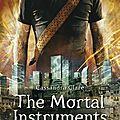 (chronique) the mortal instruments, tome 3 la cité de verre - cassandra clare
