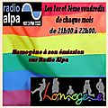Radio Homogne sur Alpa 