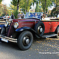 Renault vivasix cabriolet (1927-1930)(Retrorencard octobre 2011) 01