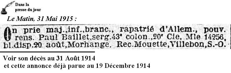BAILLET LE MATIN 31 MAI 1915 export