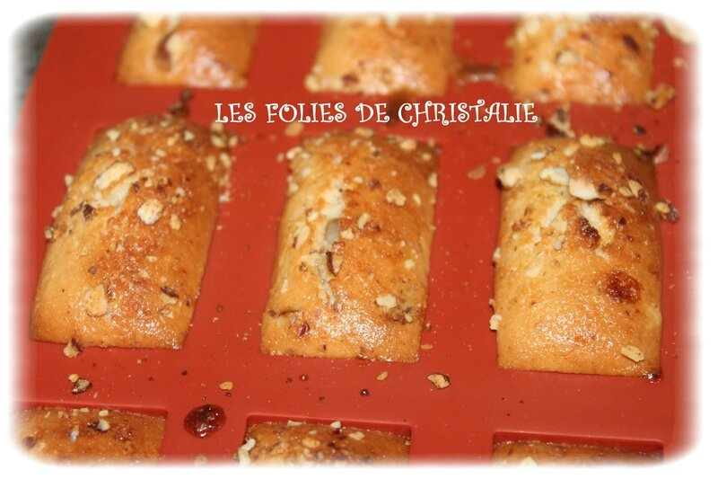 Financiers pralin 7