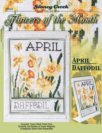 flowers of the month - april
