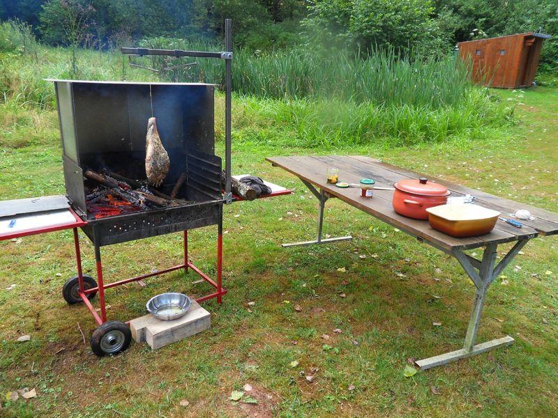 Fabriquer un barbecue en fer - Fabriquer un barbecue en fer ...