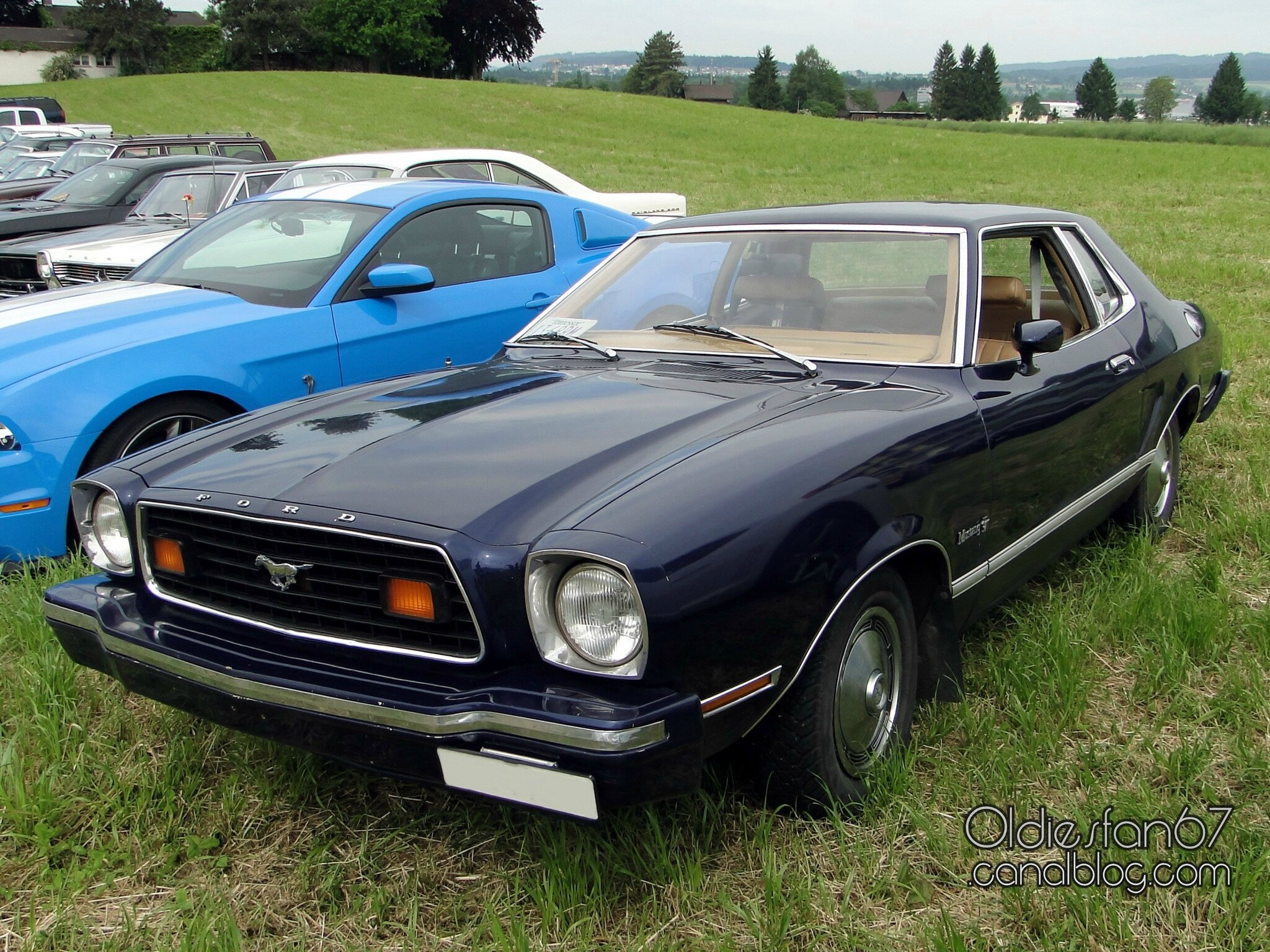 ford mustang ii hardtop coupe 1975 oldiesfan67 mon. Black Bedroom Furniture Sets. Home Design Ideas