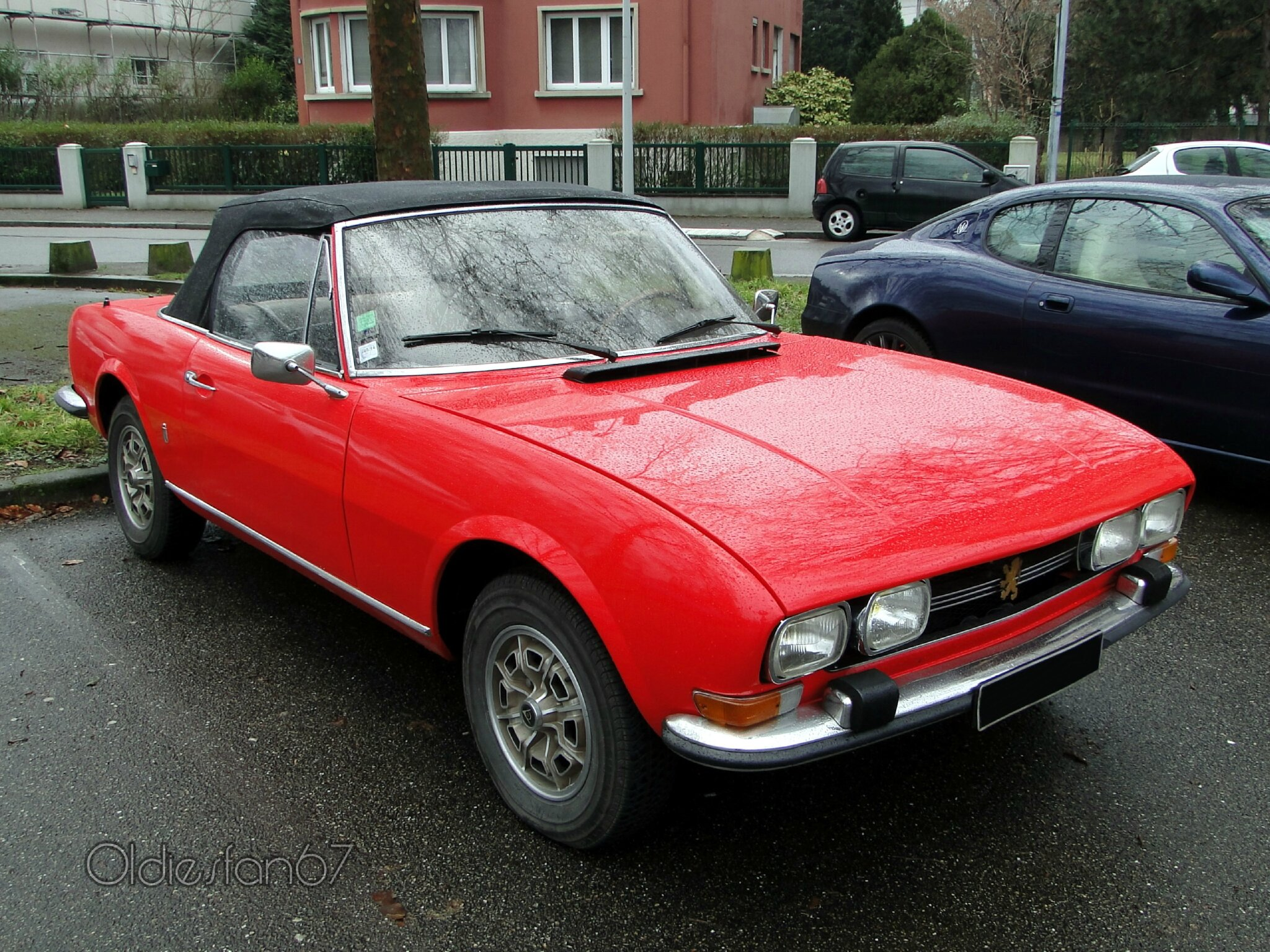 peugeot 504 cabriolet 1969 1974 oldiesfan67 mon blog auto. Black Bedroom Furniture Sets. Home Design Ideas
