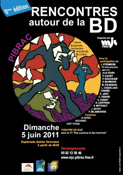 affiche Pibrac 2011