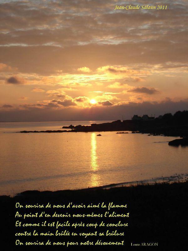 """Dans le """"roman inachevé"""", Aragon...(JCS)"""