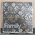 Mini album {family}