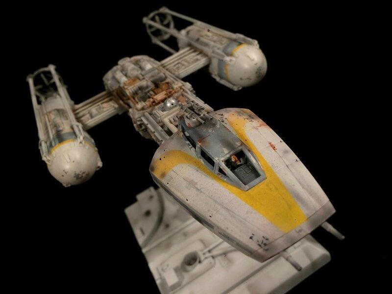 Y-Wing 3