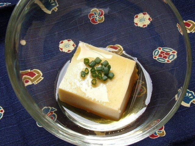 tamago dofu