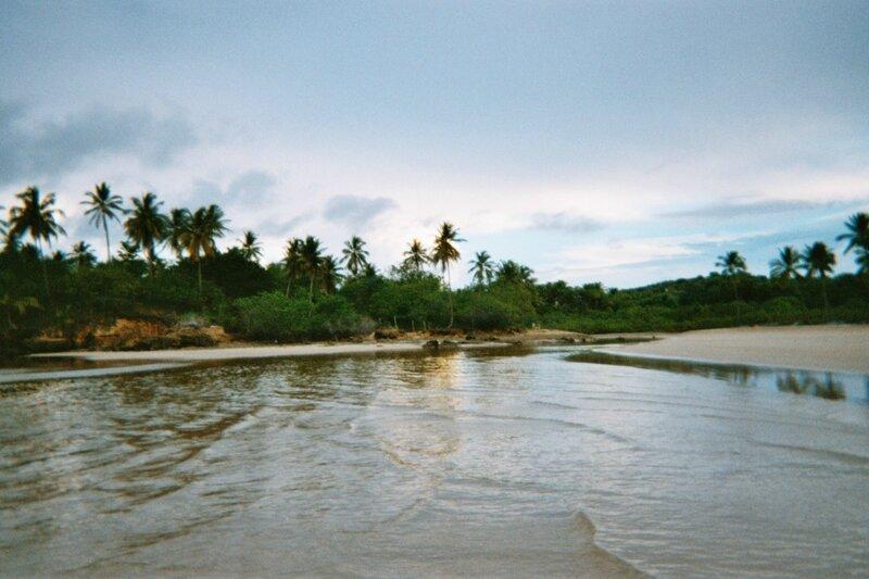 22-Sur l'île Boipeba