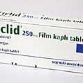 Ticlid (ticlopidine)