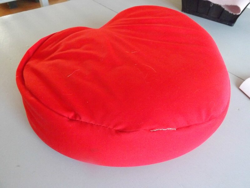 Coussin coeur (2)
