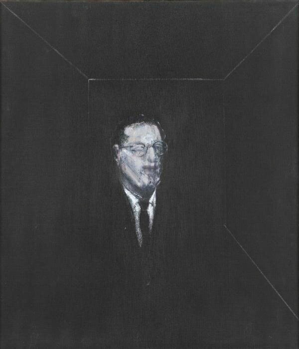 Francis Bacon, Portrait of R