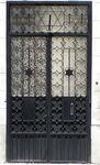 Porte d'entrée de la Synagogue
