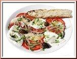 0384- entrée fraîcheur figues mozzarella