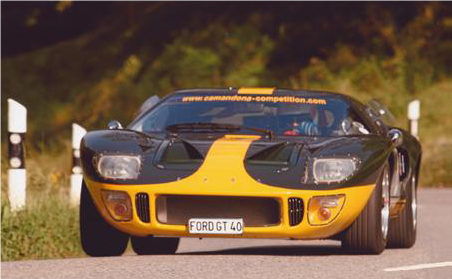 Ford GT 40 Ph