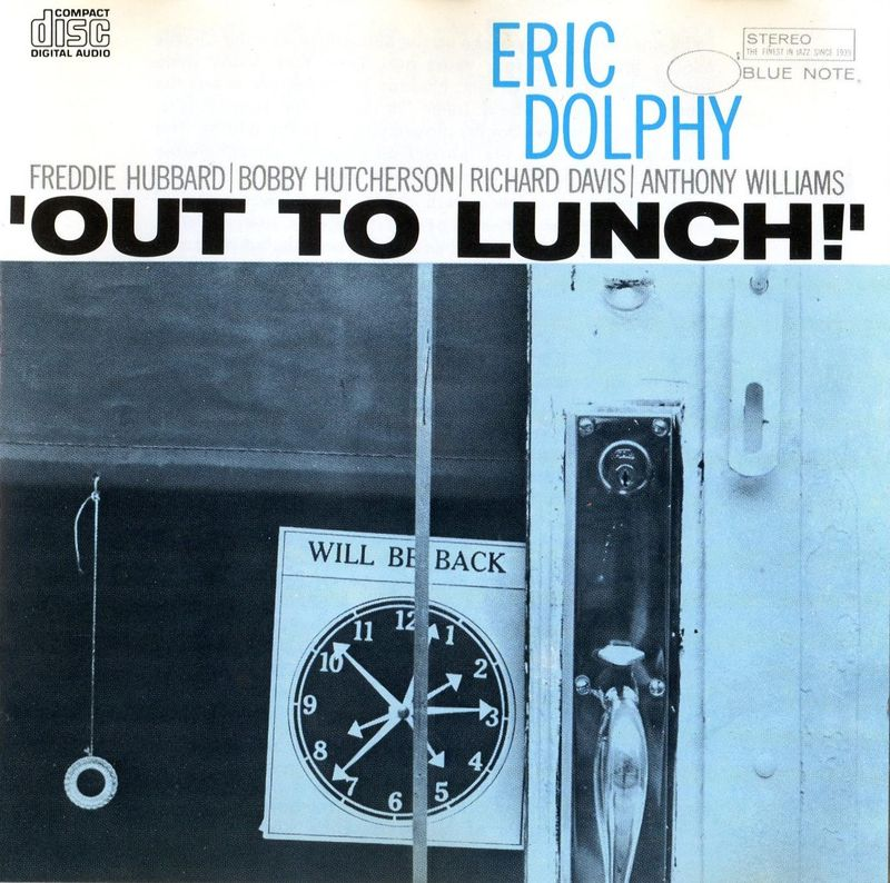 Eric Dolphy - Unrealized Tapes