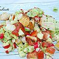 Fattoush (salade iranienne)