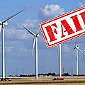 Les éoliennes, c'est du vent (france culture, 18/11/2017)