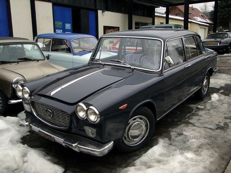 lancia flavia, 1960 1967, 3